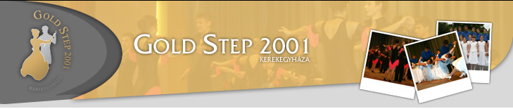 Gold Step 2001